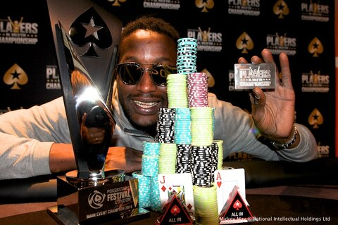 Sow hard to beat! Prague champ Kalidou Sow takes down the PokerStars Festival London Main Event